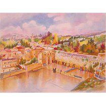 jerusalem-artist-zina-roitman-handsigned-numbered-limited-edition-serigraph_small